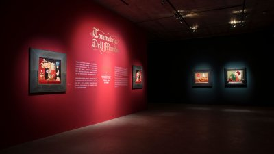 Exhibition at the YU-HSIU MUSEUM of ART 2018,